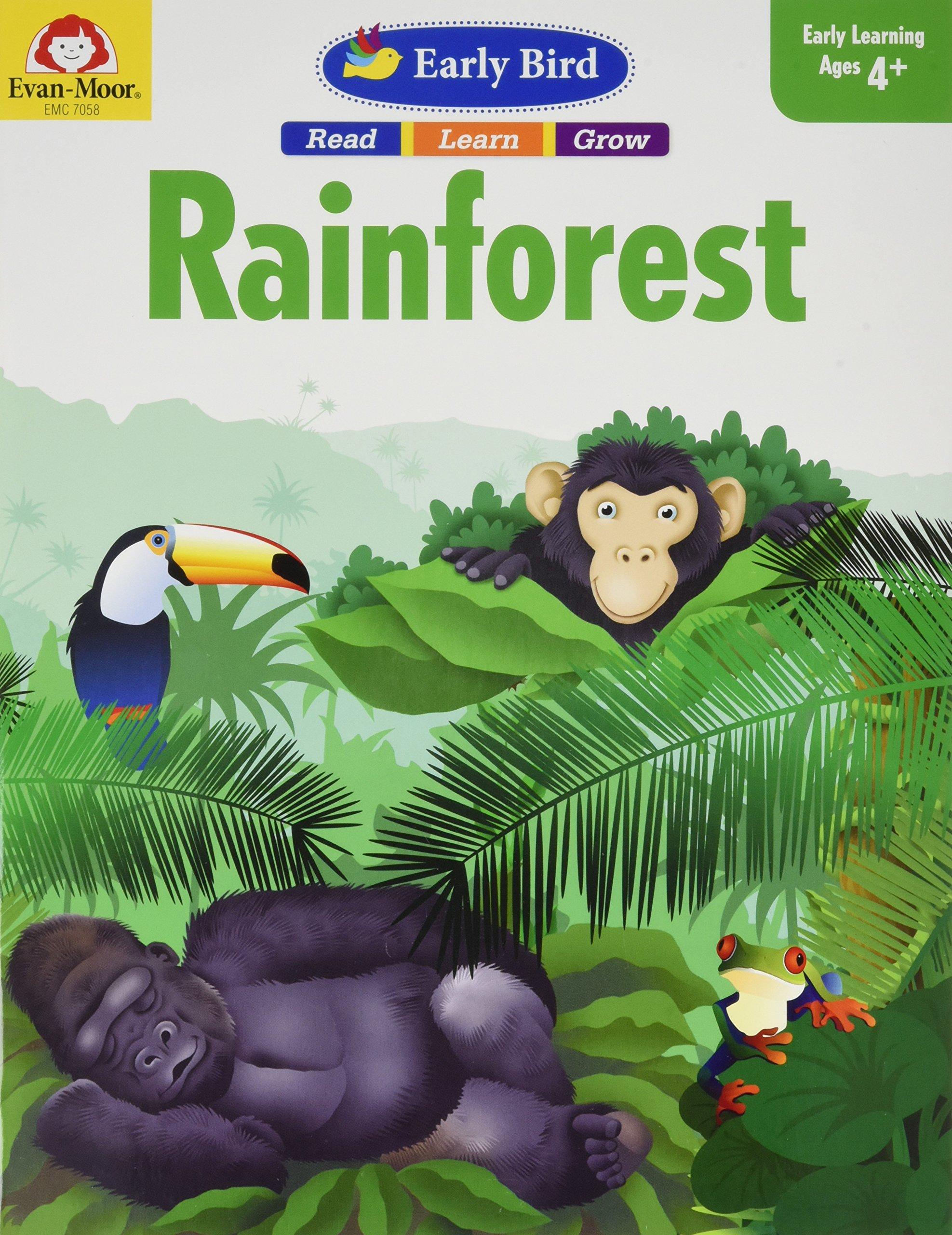 Download Early Bird Rainforest (Early Birds) ebook