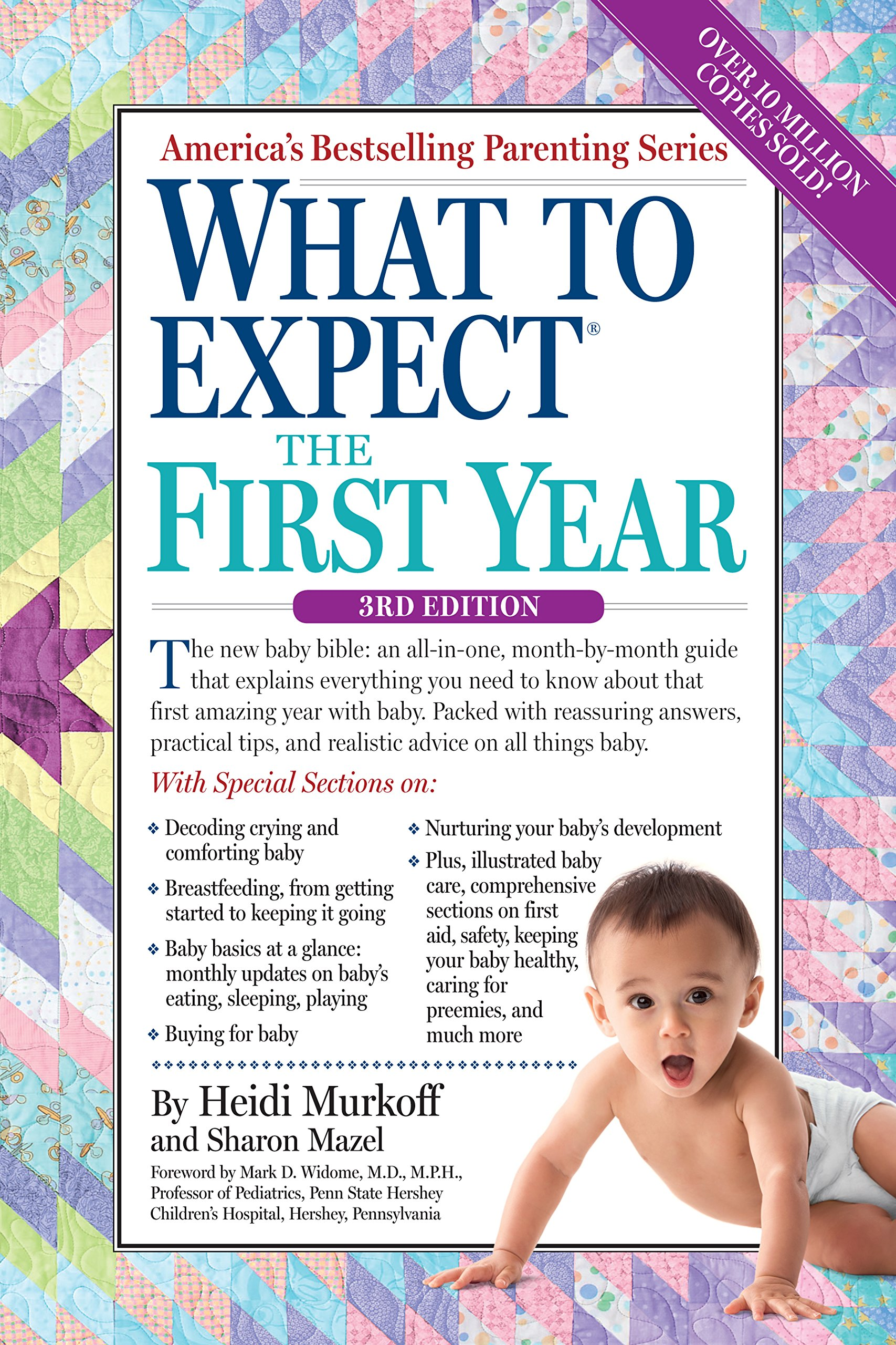 What Expect First Heidi Murkoff product image