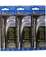 Fisher Space Pen SPR1, Refills for Bullet, Blue, 3 Piece
