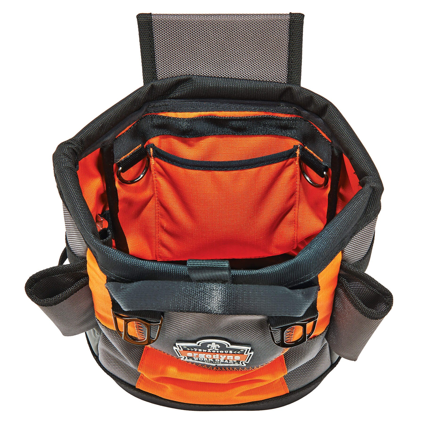 Ergodyne Arsenal 5527 Topped Tool Pouch with Snap-Hinge Closure, One Size, Black by Ergodyne (Image #5)