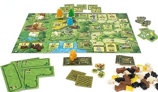 Lookout- Agricola, Juego Familiar de Uwe Rosenberg. (Ass Altenburger 22160085): Amazon.es: Juguetes y juegos