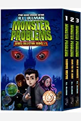 Monster Problems Books 1-3: Monster Problems Box Set Kindle Edition
