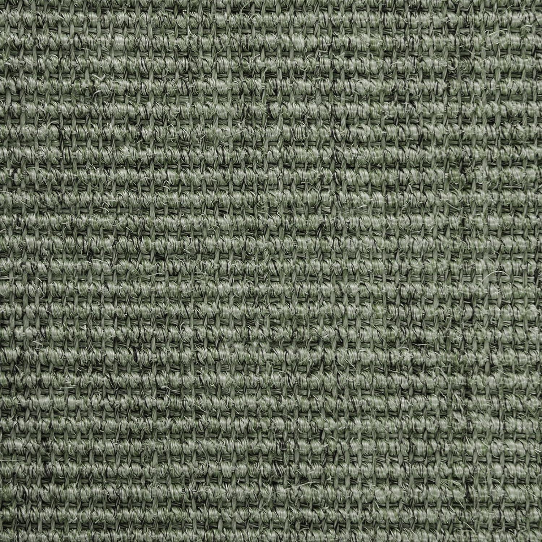 halbrund 65x23,5 cm Qualit/ätsprodukt aus Deutschland grau Khaki einzelne Matte Naturfaser Sisal Stufenmatte kombinierbar mit Sisall/äufer