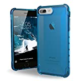 UAG iPhone 8 Plus / iPhone 7 Plus / iPhone 6s Plus [5.5-inch screen] Plyo Feather-Light Rugged [GLACIER] Military Drop Tested iPhone Case
