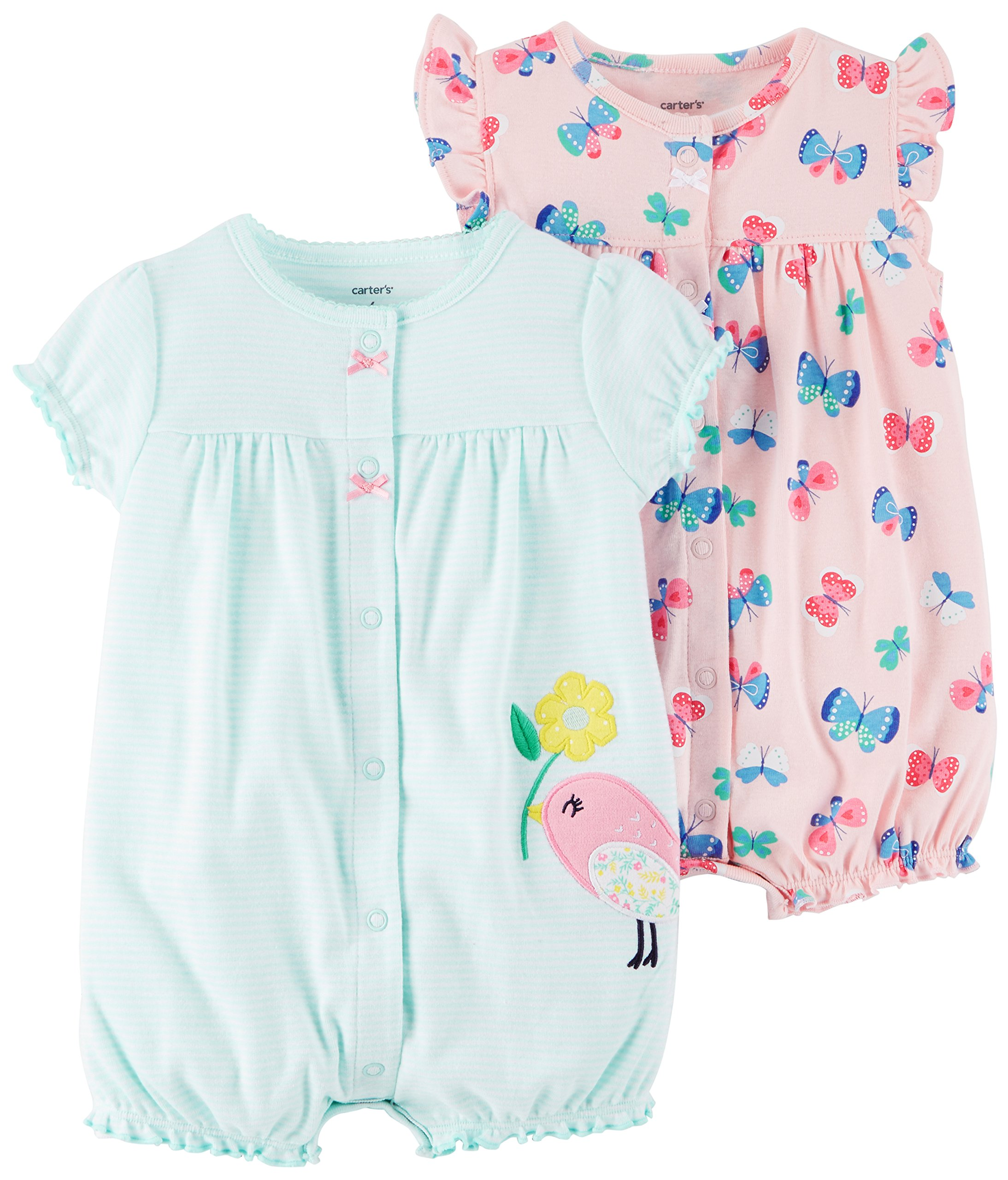Carter's Baby Girls' 2-Pack