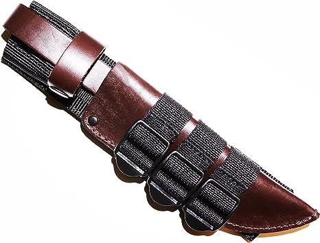 Vaina para cuchillo de Molle adaptador soporte/fijación cuchillo a ...