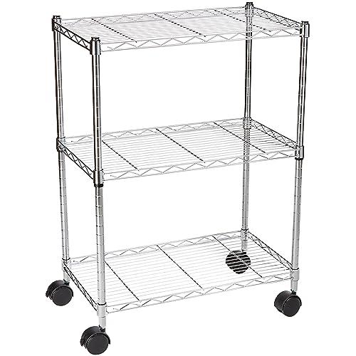Kitchen Storage Units On Wheels: Rolling Pantry Storage Carts: Amazon.com