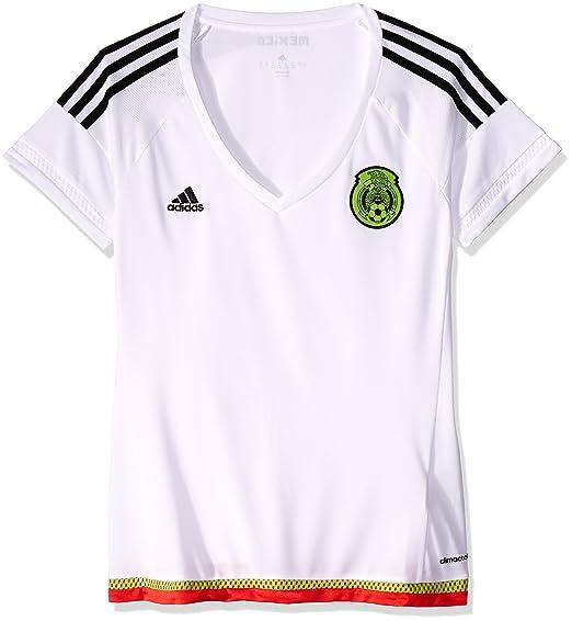 3aa3f893bec5a Adidas Jersey Seleccion Mexicana A JSY W para Mujer