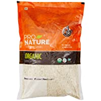 Pro Nature 100% Organic Beaten Rice, Medium, 500g