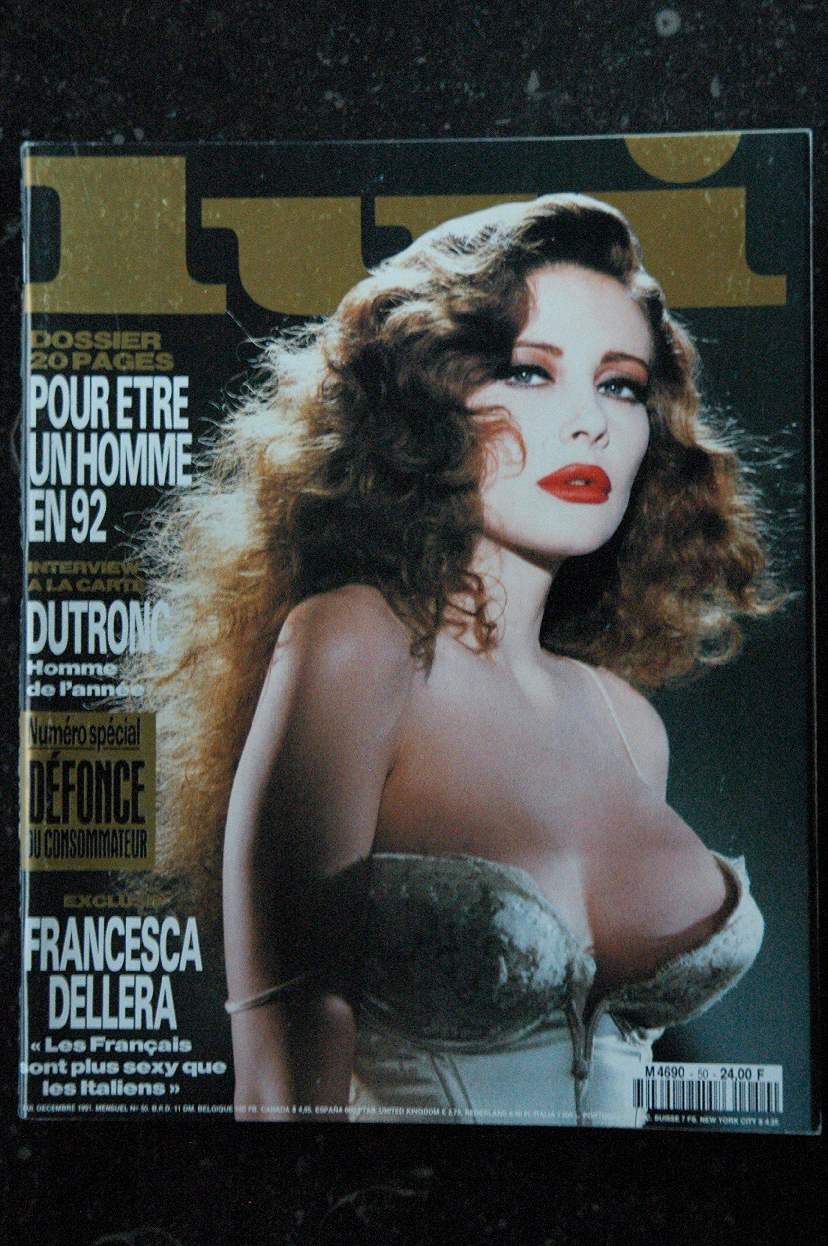 Francesca dellera nude adult gallery