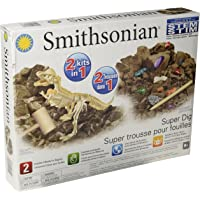 Smithsonian Super Dig 2 kits in 1