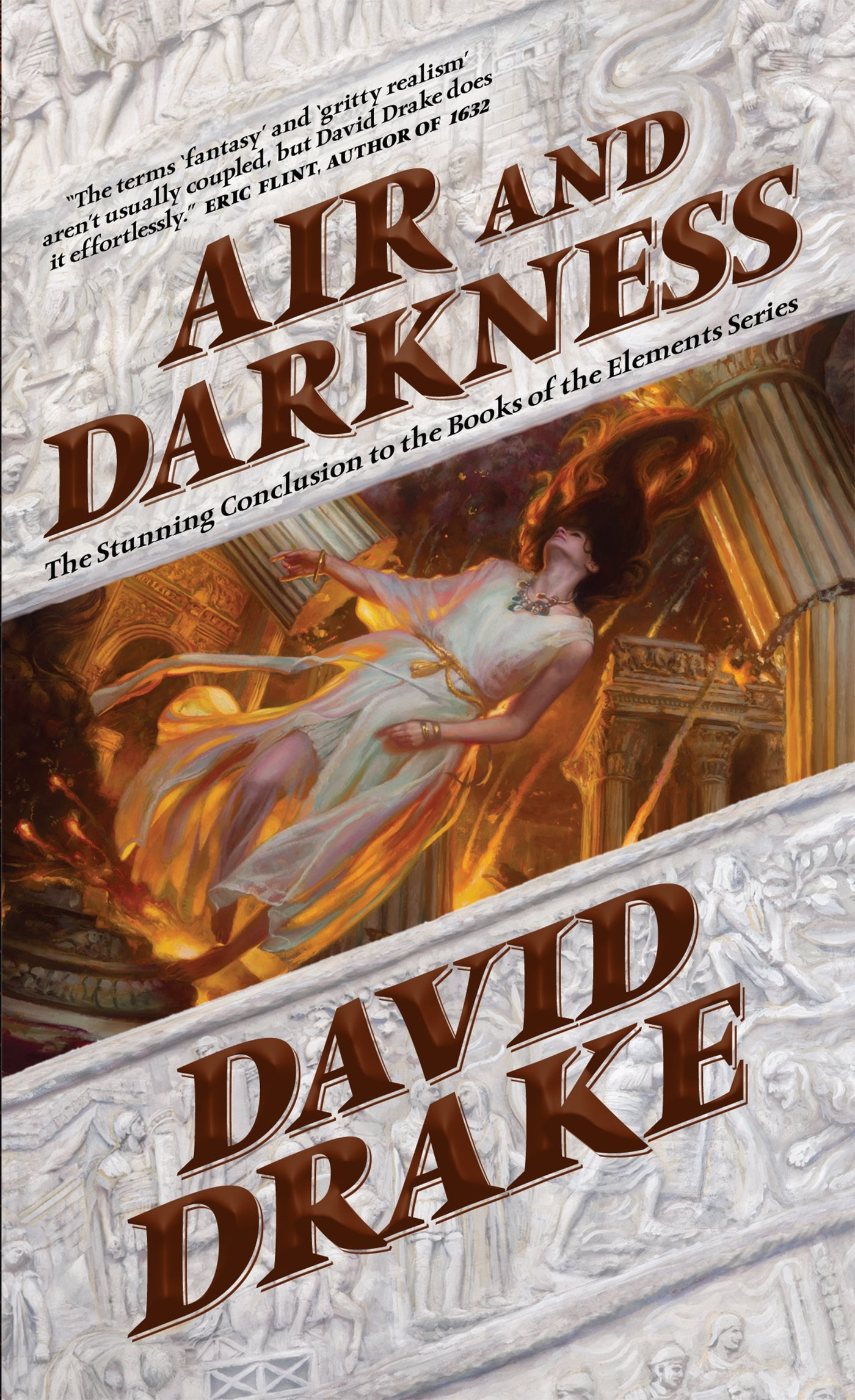Read Online Air and Darkness: A Novel (The Books of the Elements) pdf