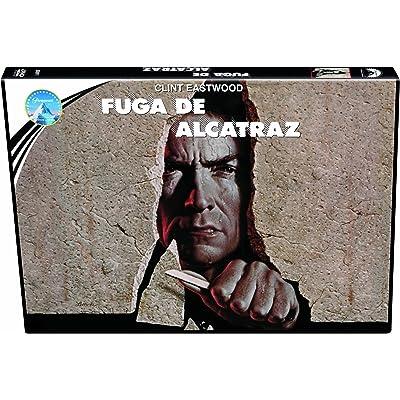 La Fuga De Alcatraz (Ed. Horizontal) [DVD]