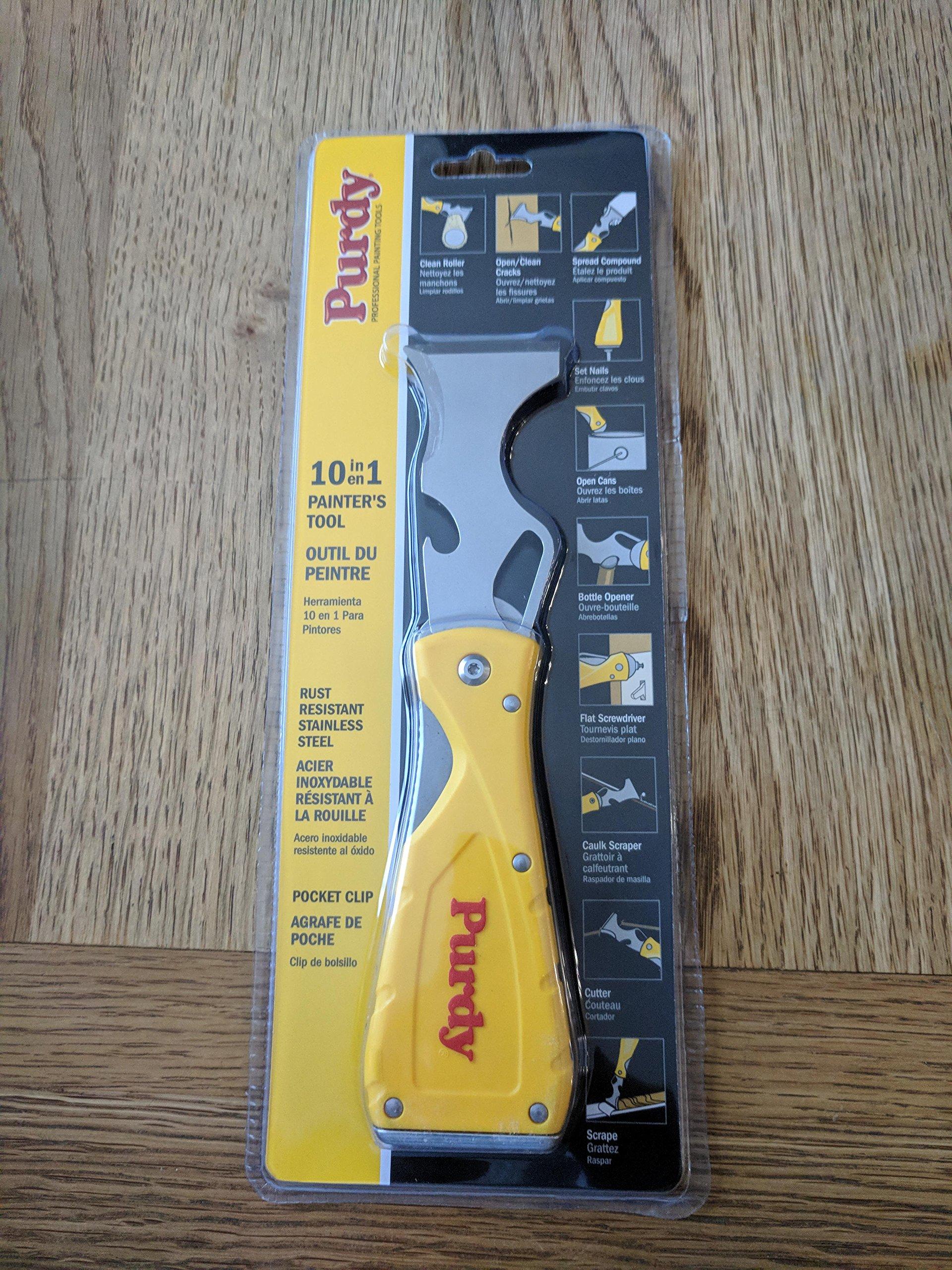 Painters Tool 10-N-1 Fld