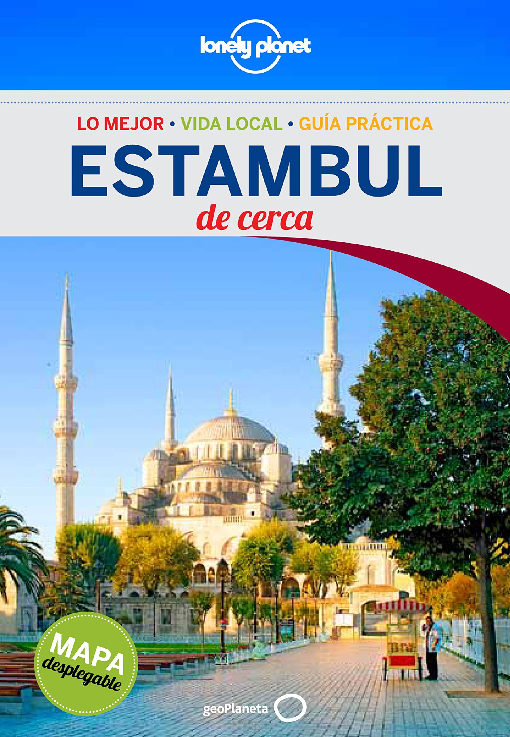 Estambul De cerca 5 (Guías De cerca Lonely Planet): Amazon.es: Maxwell, Virginia, García Barriuso, Elena: Libros