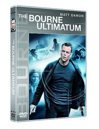 Licensed The Bourne Ultimatum Movie Poster 27 X 40 Matt Damon New