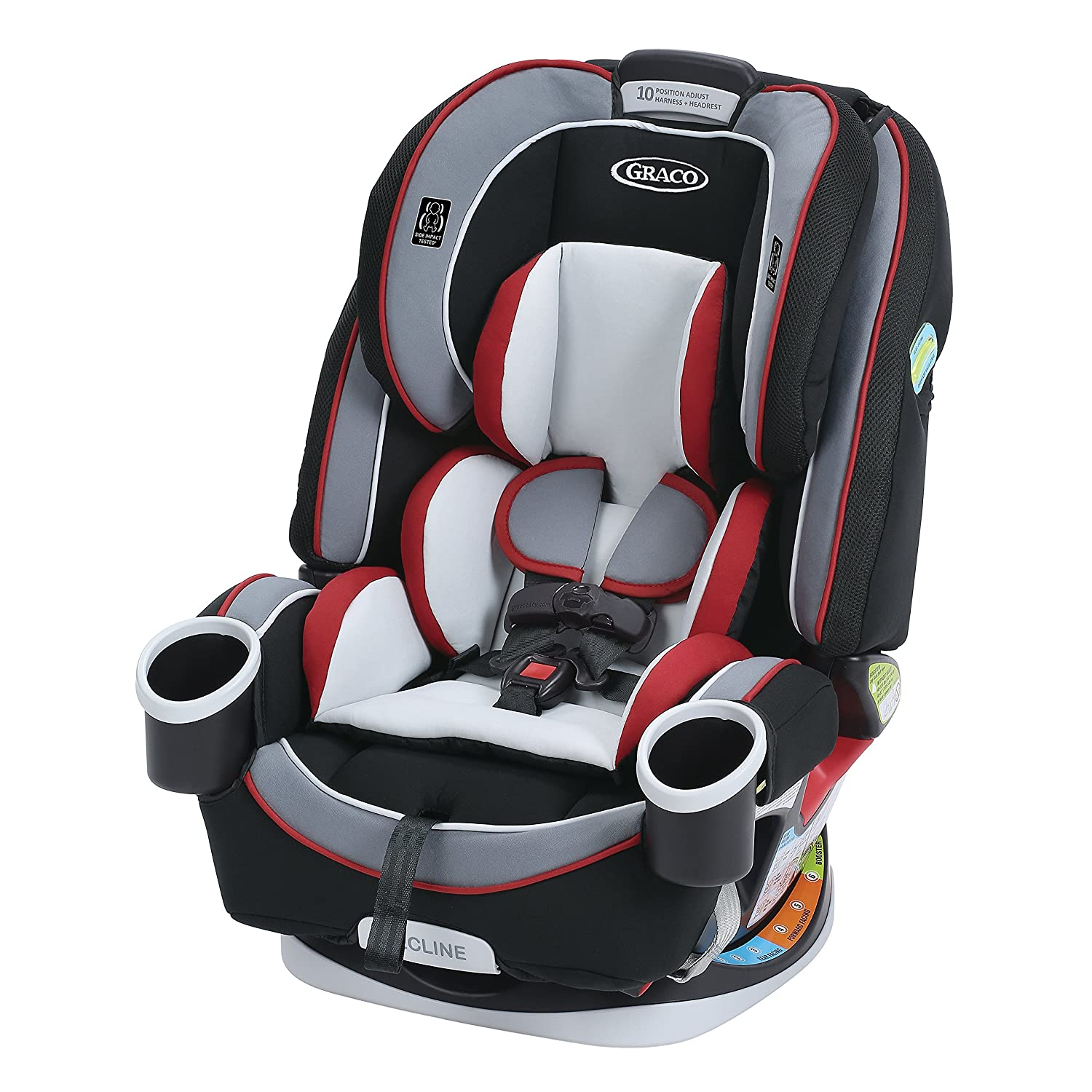 Graco 4ever 4 In 1 Convertible Car Seat Cougar