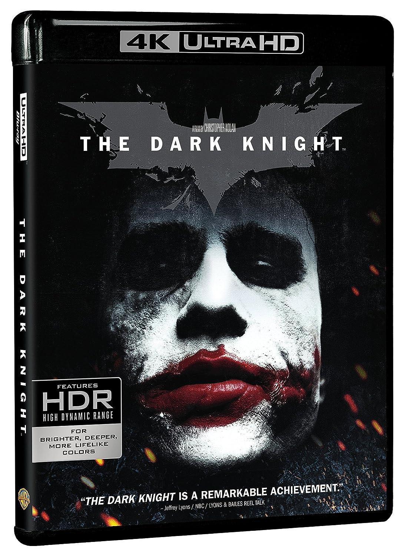 Dark Knight, The (4K Ultra HD + Blu-ray)