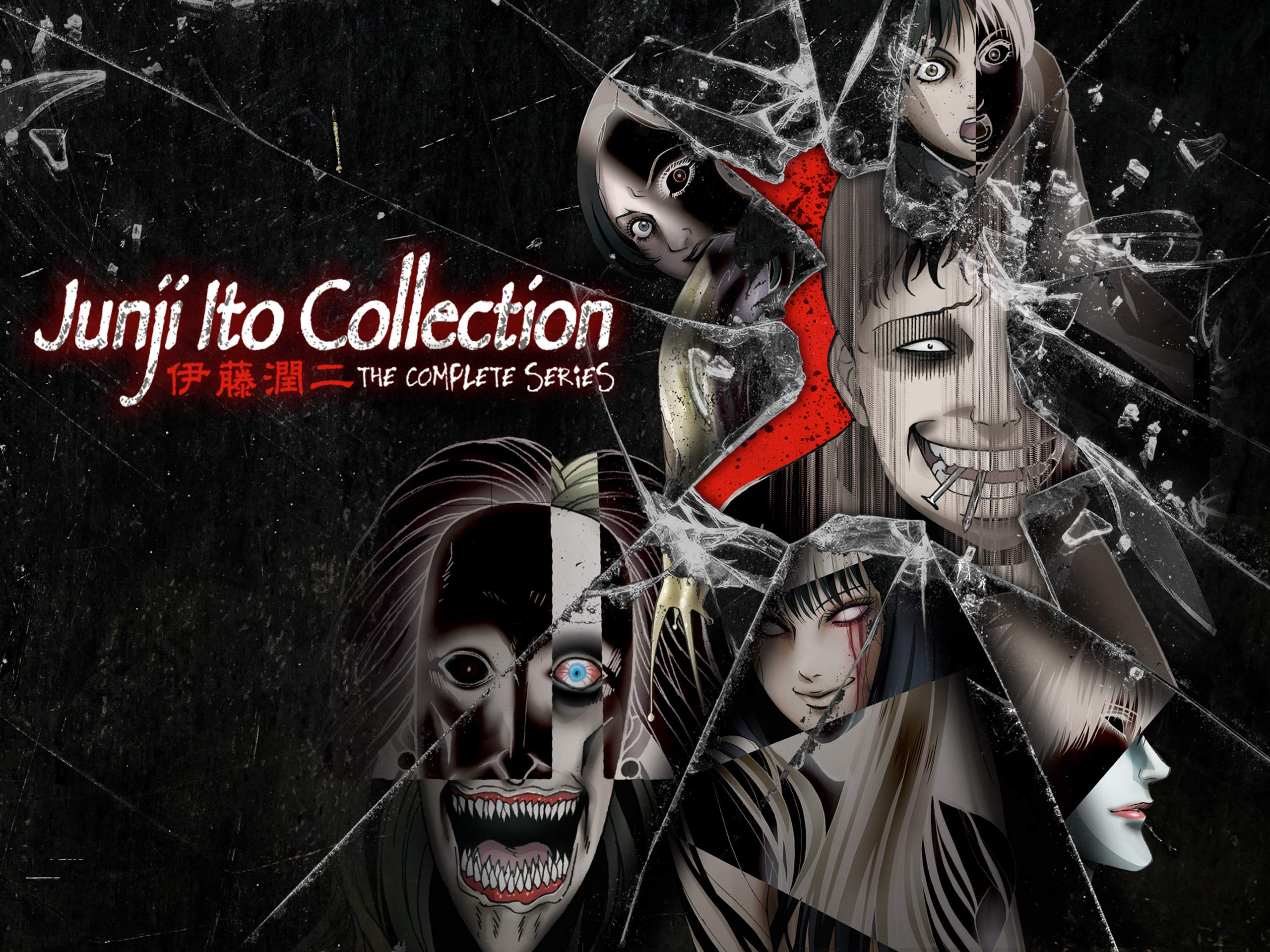 Amazon.com: Junji Ito Collection