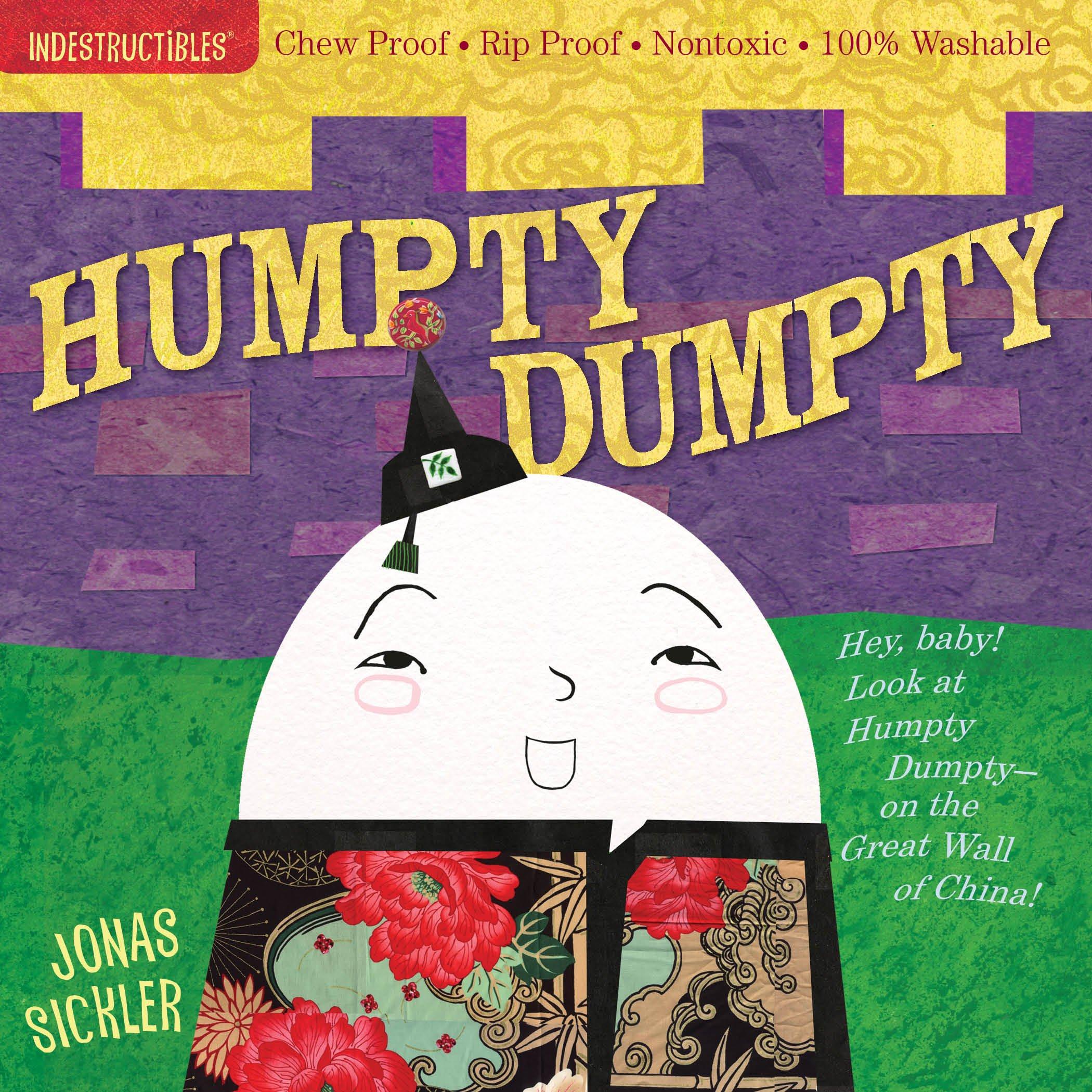 Amazon Com Indestructibles Humpty Dumpty 9780761158615 Amy