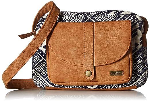 a4b673354 Roxy Lose My Mind Small Crossbody Bag dress blues: Handbags: Amazon.com