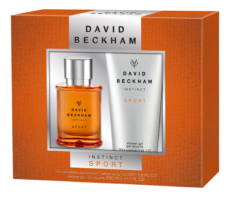 Beckham Instinct Sport Eau de Toilette and Shower Gel Coty 32291006000
