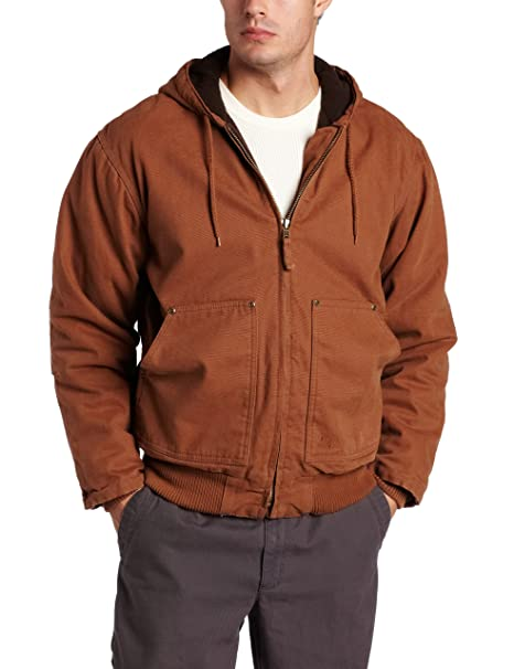d92a69f7d3 Polar King by Key Apparel Premium Lined Hooded Jacket  Amazon.ca  Clothing    Accessories