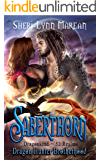 Saberthorn: Dragon Hunter Brotherhood: Dark Dragon shifter & Druid Witch Paranormal Fantasy Romance in the Dragonkind…