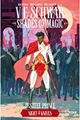 Shades of Magic: The Steel Prince #2.3: The Night of Knives (Shades of Magic - The Steel Prince) Kindle Edition