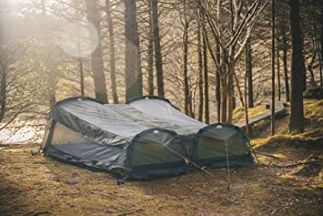 Crua Twin Hybrid 2 Person Premium Quality Tents