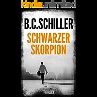 Schwarzer Skorpion - Thriller (David Stein - Thriller 2)