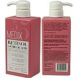 Medix 5.5 Retinol Cream with Ferulic Acid Anti-Sagging Treatment. Targets Crepey Wrinkles and Sun Damaged Skin. Anti-Aging Cream Infused With Black Tea, Aloe Vera, And Chamomile. 15oz.