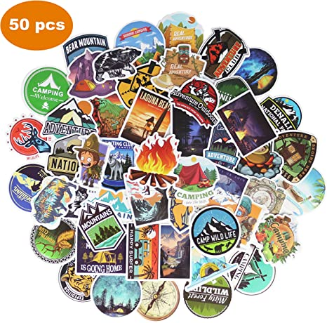 Thank You For Your Order Shipping Labels PVC Stickers 100pcs
