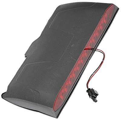 APDTY 034397 Third 3rd High Mount Center Brake Light Lamp Assembly Fits 2010-2013 Ford Transit Connect (Replacement For 9T1Z-13A613-BA, 9T1Z13A613BA): Automotive