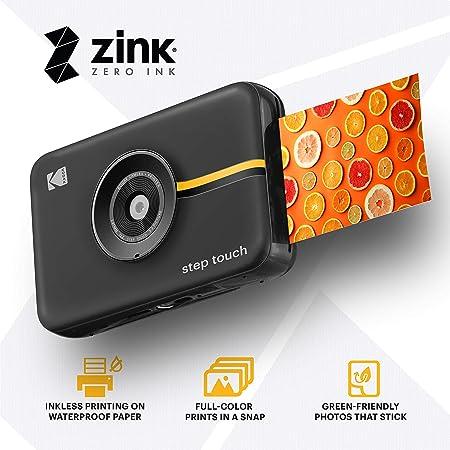 Kodak Step Touch 13mp Digitalkamera Und Instant Drucker Kamera