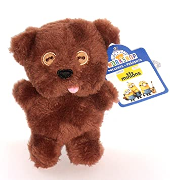 576b0867bd Buy Build A Bear Minion Teddy Bear Tim Bobs Teddy Bear Online at Low Prices  in India - Amazon.in