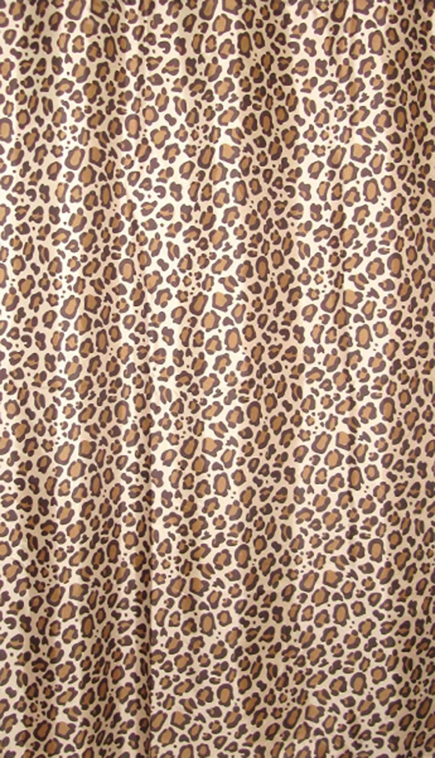 QUALITY (105GSM) LEOPARD CHEETAH ANIMAL PRINT DESIGN TEXTILE EXTRA ...