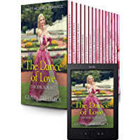 The Dance of Love: 15 Book Box Set Sweet Regency Romance (English Edition)