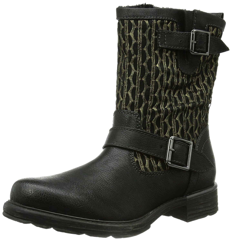 Femme Tamaris a34tamaris133 noir 2016 Bottines Boots