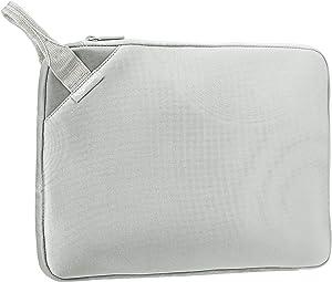 "AmazonBasics 13.3"" Executive Laptop Sleeve (With Handle) - Grey"