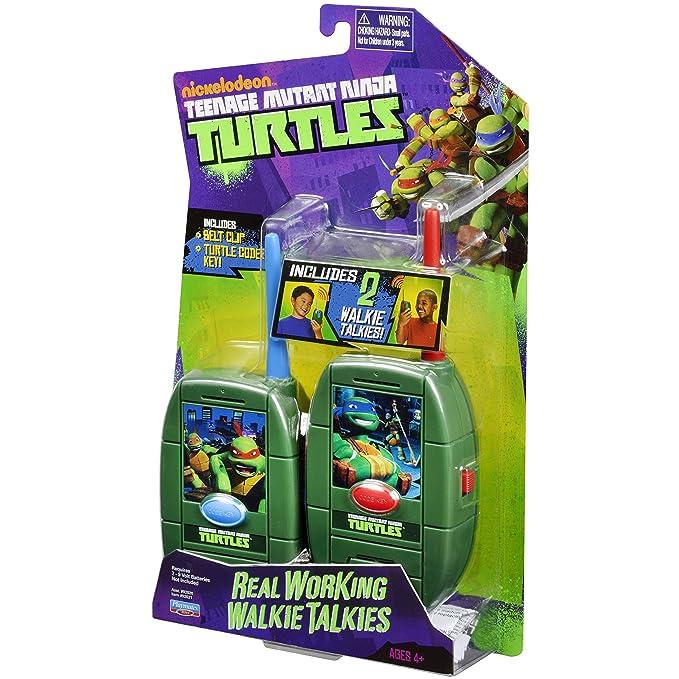 Teenage Mutant Ninja Turtles Shell Walkie Talkie
