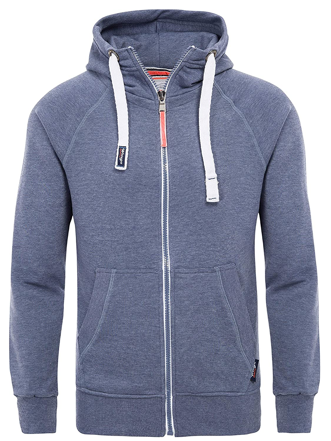 WOTEGA Sweat-Shirt /à Capuche Homme Zipp/é Slim Cordon Alex