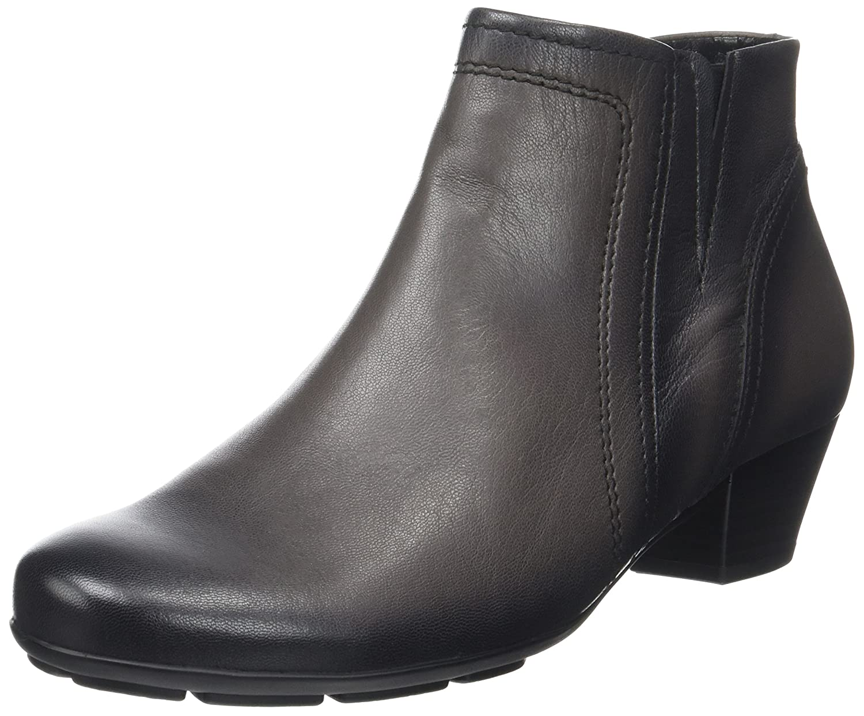 Gabor Shoes Gabor Basic, Botas para Mujer37 EU|Gris (29 Zinn Effekt)