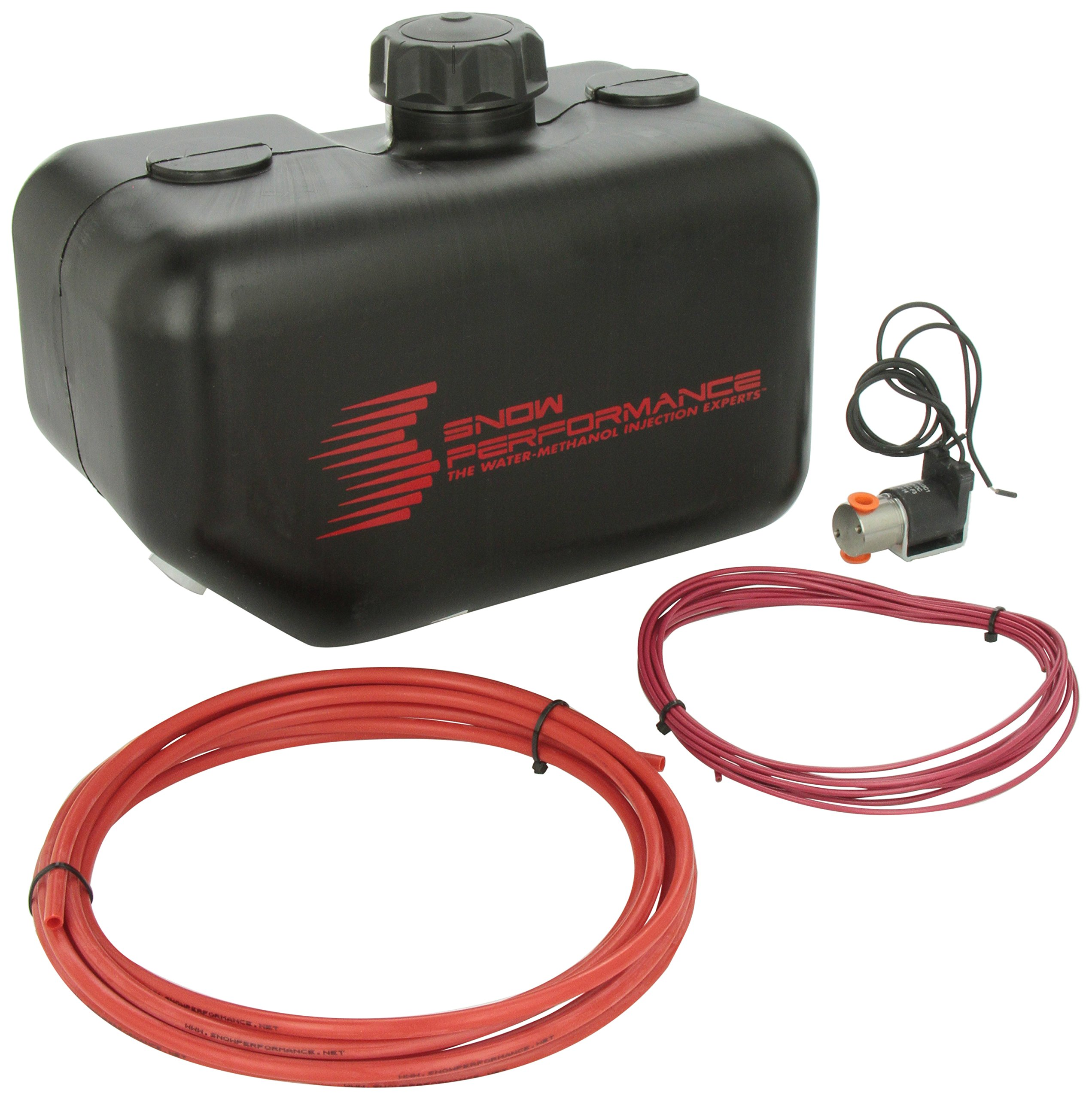 Snow Performance 40014 Reservoir Upgrade - 2.5 Gallon by Snow Performance