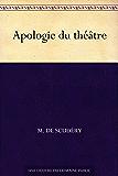 Apologie du théâtre