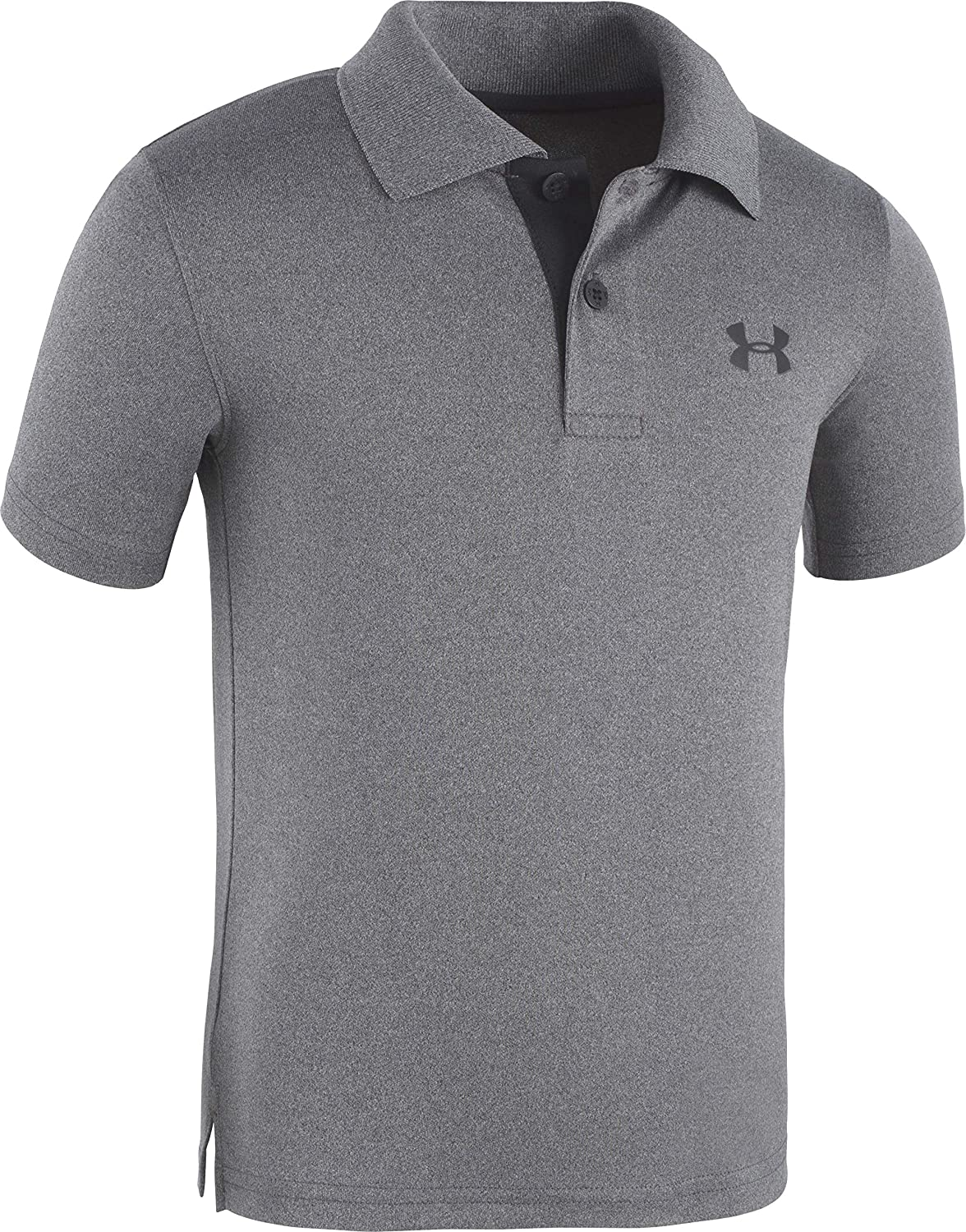 Under Armour Baby Boys' Ua Logo Short Sleeve Polo: Clothing