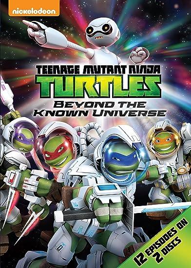 Teenage Mutant Ninja Turtles: Beyond The Known 2 Dvd ...