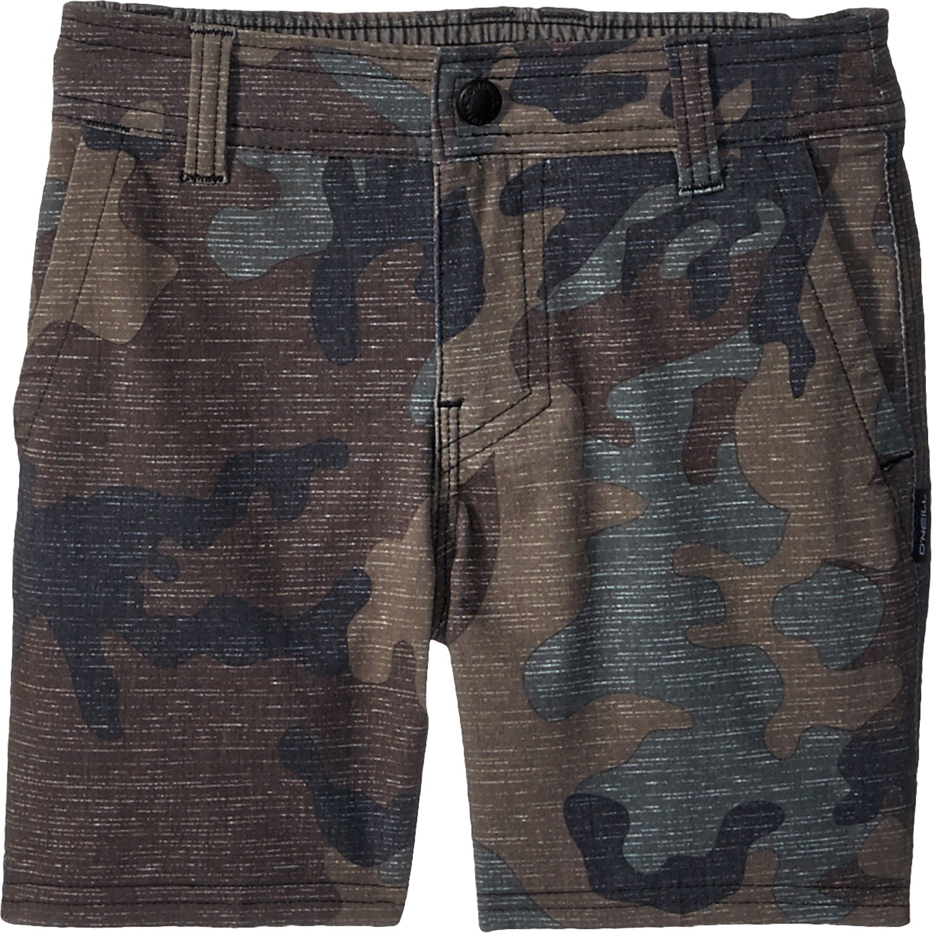 O'Neill Little Boys' Mixed Hybrid Boardshort, Camo, M5/6