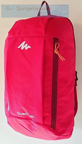 Mochila 10 litros color rosa para senderismo, trekking, Ciclismo, Viajes o como niños Mochila.: Amazon.es: Deportes y aire libre