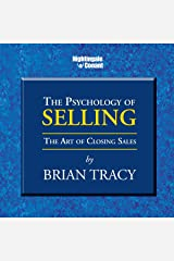 The Psychology of Selling: The Art of Closing Sales Audible Audiobook